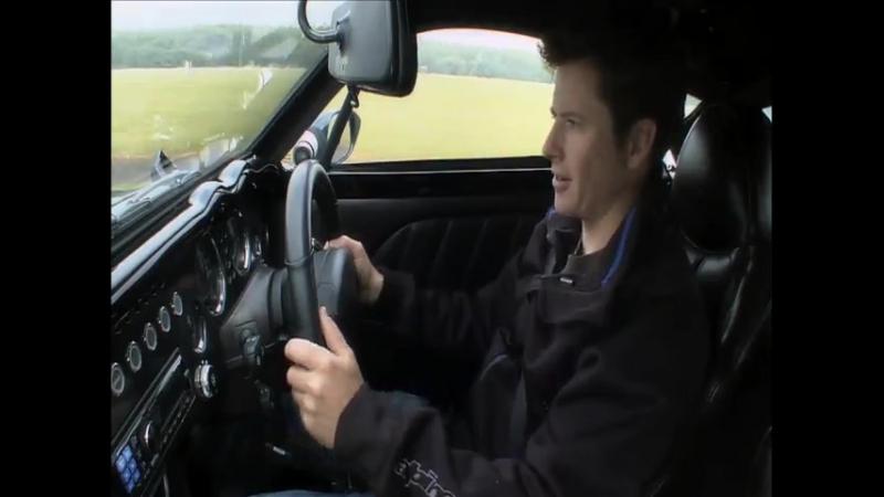 Top Gear Топ Гир Америка 1 сезон 6 серия