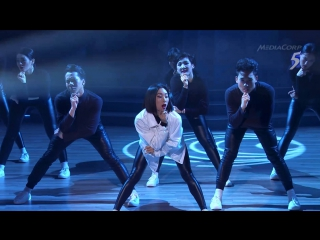 The Dance Floor 2015 Lia Kim & Oriental Shock Crew Performance 2