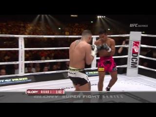 GLORY41 Superfights Робин ван Русмален - Петчпаномруг Киатмукао