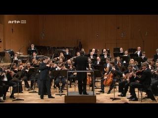 Johannes Brahms: Violin Concerto in D major - Frank Peter Zimmermann, Mariss Jansons (HD 1080p)