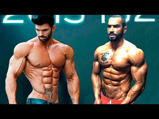 Lazar Angelov vs Sergi Constance - Aesthetics and Bodybuilding Motivation 2019