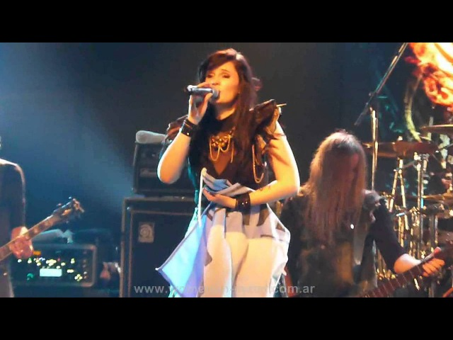 Xandria en Argentina The Nomad's Crown @ The Roxy Live 20 10 2016