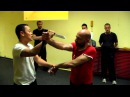 Kombatan (eskrima) master Randy Remolin - advanced knife fighting 2 (ESSC