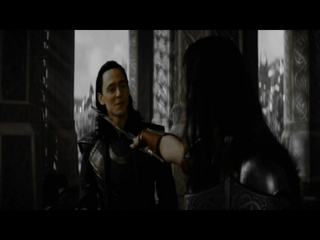 Loki Sif   Локи и Сиф   Наружу из груди