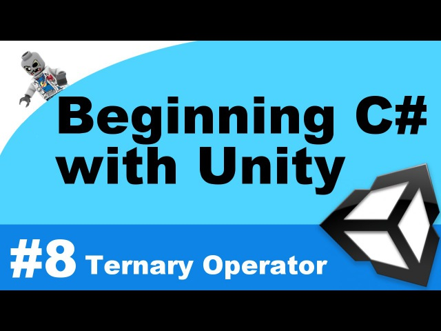 Beginning C with Unity - Part 8 - Ternary Operator