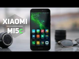 Обзор Xiaomi Mi5c - самого красивого и очень спорного смартфона компании [4K]