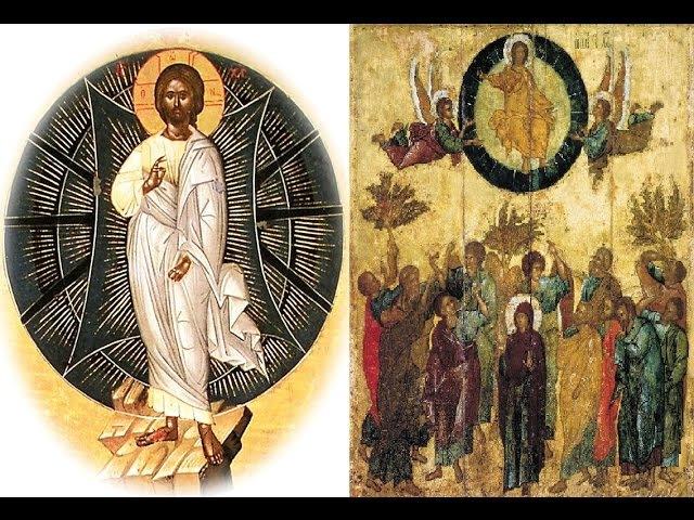 о Даниил Сысоев от Преображения до Вознесения