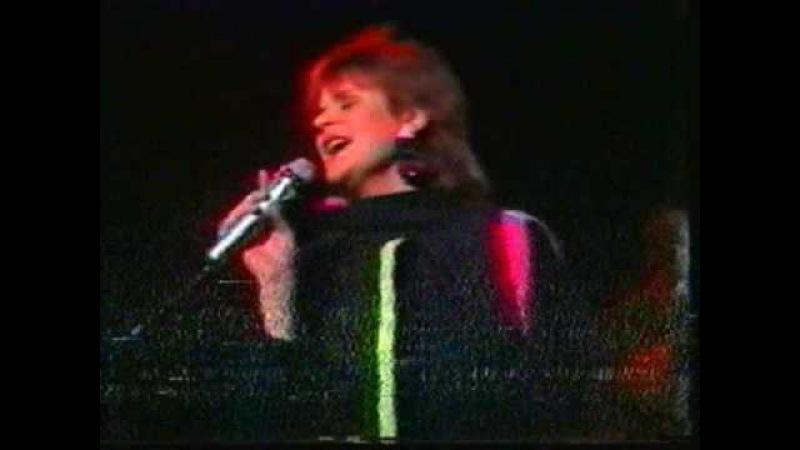 Karin Glenmark You Can't Hurry Love Live
