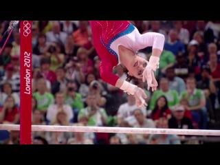Aliya Mustafina - London 2012 Olympics UB EF
