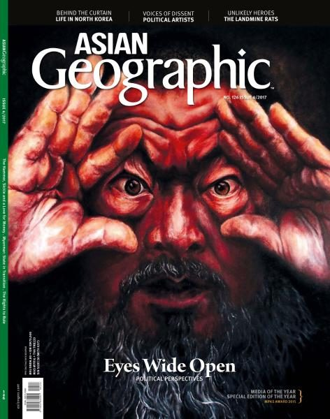 Asian Geographic Issue 4 2017