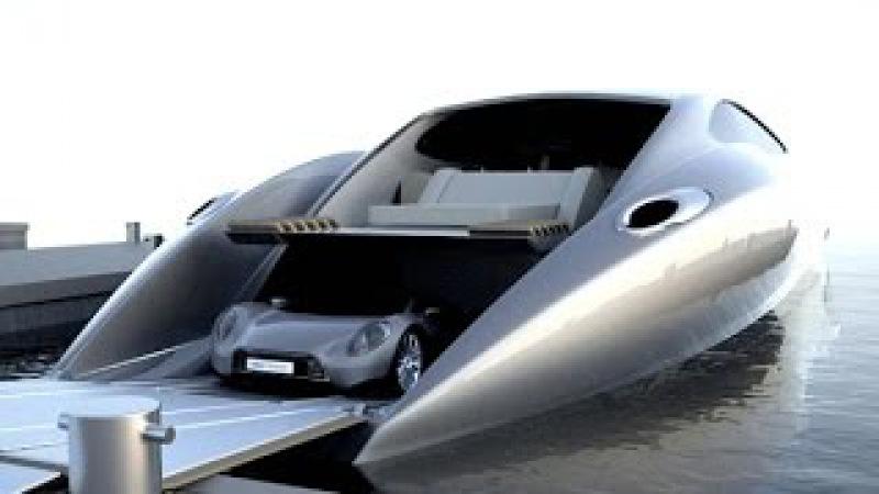 Los 5 yates privados mas lujosos y caros de los mejores multimillonarios del mundo