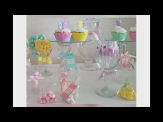 DIY| DOLLAR TREE BABY SHOWER CANDY AND SWEET TABLE + ANNOUNCING THE 20K WINNER