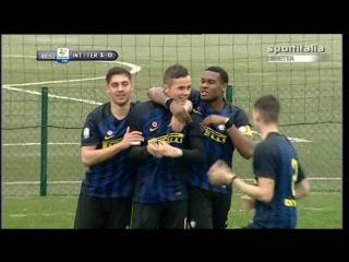 Campionato Primavera: Inter - Ternana 4-0