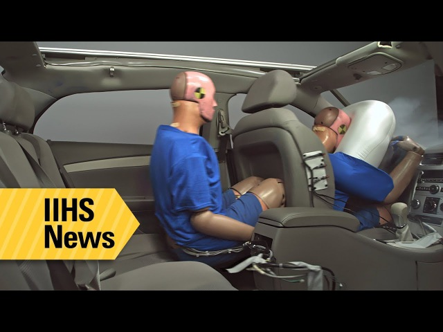 Adults admit they often skip belts in rear seat IIHS News