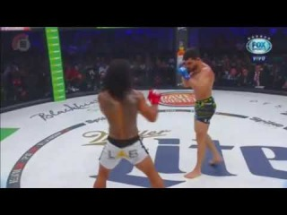 Benson Henderson - Patricky Pitbull FIGHT HIGHLIGHTS