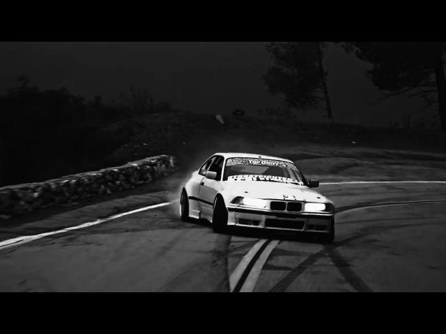 Brennan Savage - Look At Me Now BMW E36 Mountain Drifting