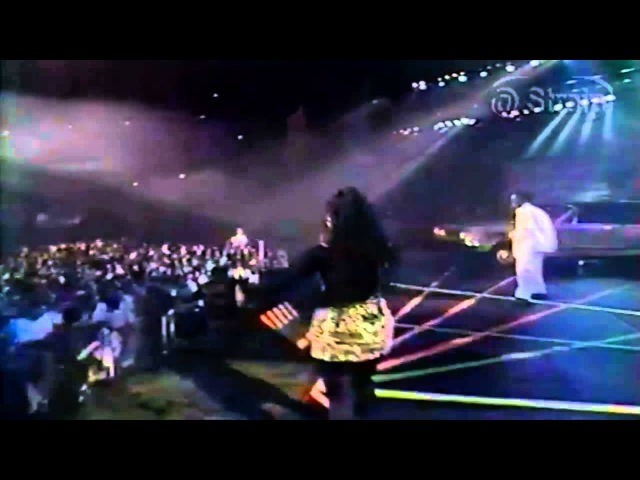 ICE MC feat ALEXIA It's A Rainy Day Live Dance Machine France Widescreen 16 9