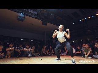 Free Spirit Festival 2017 MUSICOLOGY // Yugson vs Katya Joy // Native Drums -Final