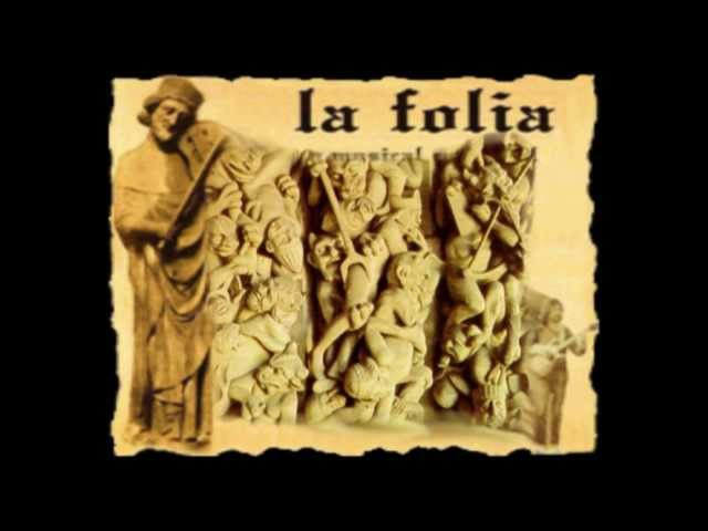 Pasquini's Partite diverse di follia c 1697 by Egida Giordani Sartori hpschd