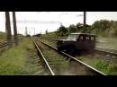 Эльдар вылазь поезд сбил уазик