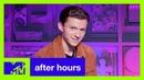 Tom Holland's Secret 'Spider Man Homecoming' Audition Tape After Hours MTV