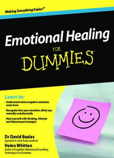 Emotional Healing Dummies