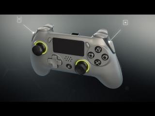 Scuf vantage controller e3 2018 trailer _ ps4