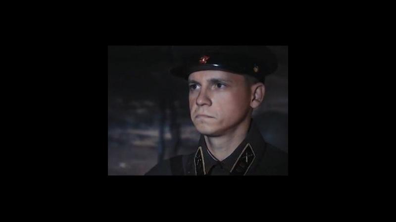 Л нт артиллерии Денисов в моём исполнении Эпизодическая роль Отрывок из х ф Топор развёрнуто