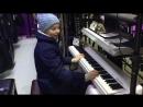 машкет прибарахлилась пианином