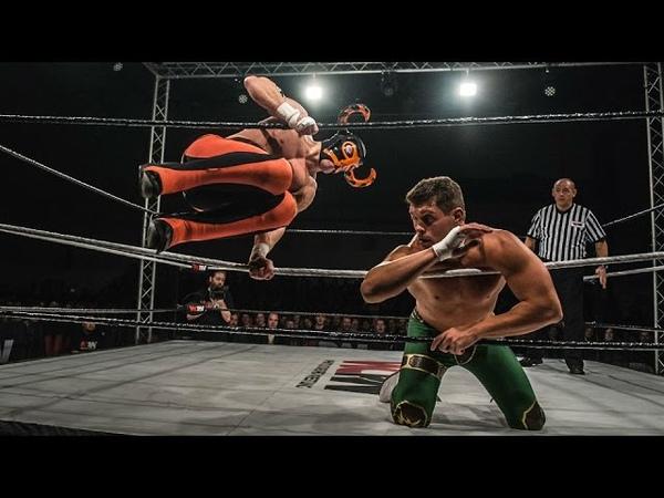 WCPW Reloaded 3 Cody Rhodes vs El Ligero DELETE Recap