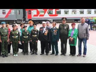 Делегация Барабинского района отправилась в г. Севск