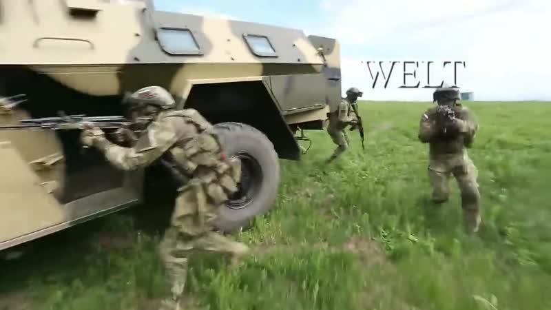 Антитеррор отряды специального назначения войск Национальной Гвардии