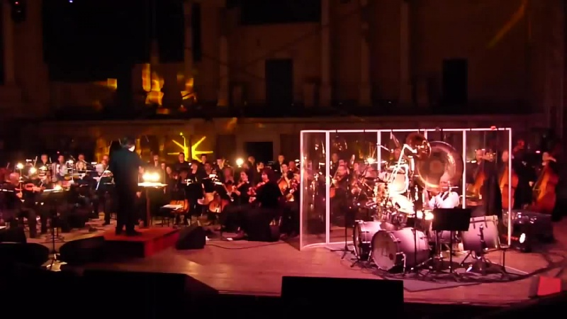 "Майк Террана | Mike Terrana | ""New World Symphony"" @ Plovdiv -Beauty and the Beat concert with Tarja Turunen"