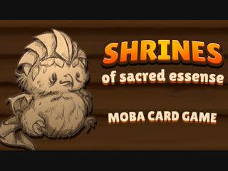 Shrines of sacred essenсe | gameplay trailer