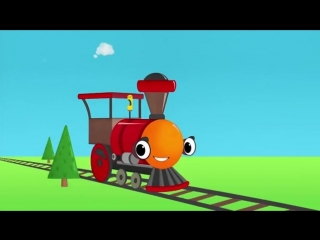 Привет, Малыш! Песня про паровоз.
