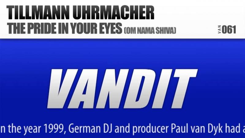 D J TILLMANN UHRMACHER ~ Pride In Your Eyes MidNight Extended CLub Mix