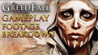Greedfall Actual GAMEPLAY Footage Breakdown! New Info About Story, Characters, Fighting and MORE!