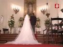 Wedding scene from Anjo Mau with Gloria Pires