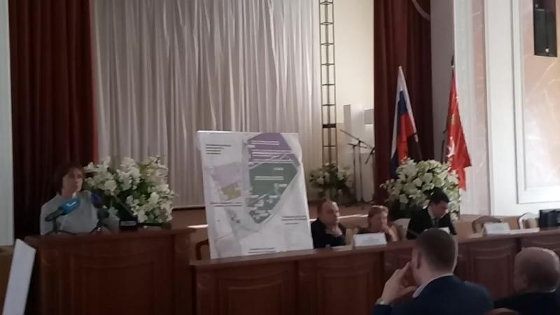 Слушания по документации для строительства 2 х мусоросжигающих заводов в производственной зоне Каменка Выборгского р на СПб 4
