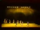 Китайский танец в стиле модерн