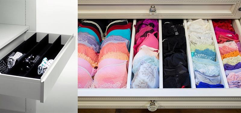 Идеальная гардеробная — как избежать ошибок по обустройству, изображение №17