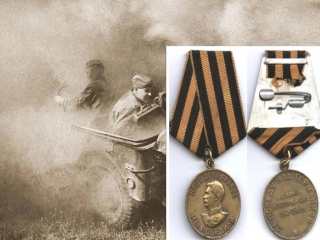 Мой прадед-участник Великой Отечественной войны