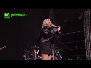 ANNE-MARIE - Used To Love You LIVE  V FESTIVAL 2017