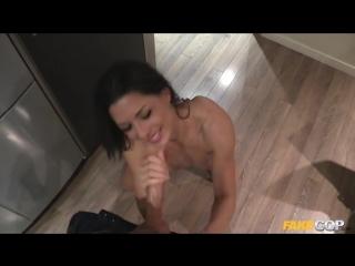 Alexa tomas female wanna be cop having hot sex (, swallow, anal, va