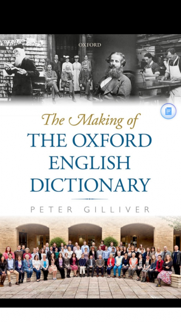 The Making of the Oxford English Dictionary-646