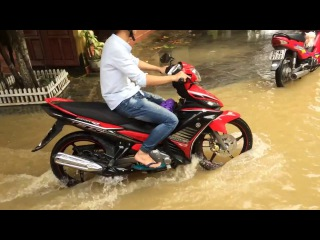 Мотопутешествие по Вьетнаму #7 | High water Hoi An