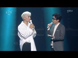 161030 Пак Хё Шин на шоу Наброски Ю Хи Ёля (유희열의 스케치북) E339
