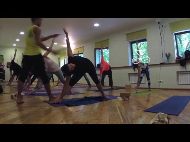 Workshop by Korolev Daniel Isoul club 2017