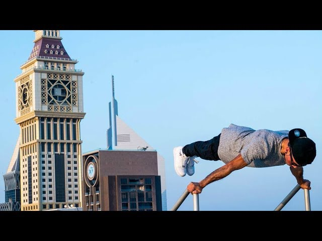 Super Strong Calisthenics Best Of Eryc Ortiz