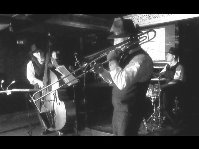 St.Contrabass trio Сергей СУЛИМА: Sing,sing,sing танцуют ВСЕ!